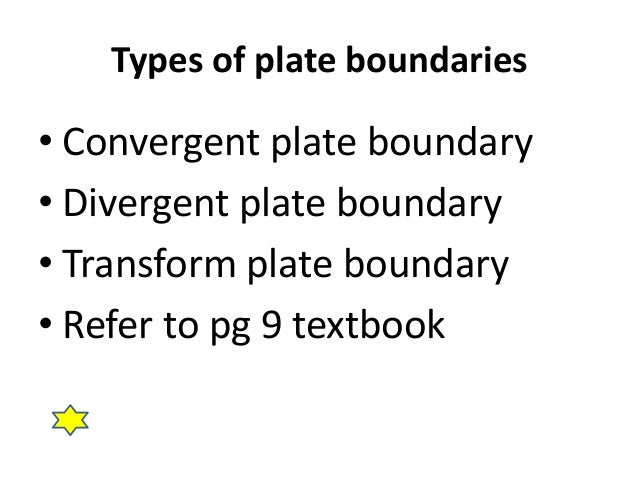 elective gegography chapter 1 plate tectonics