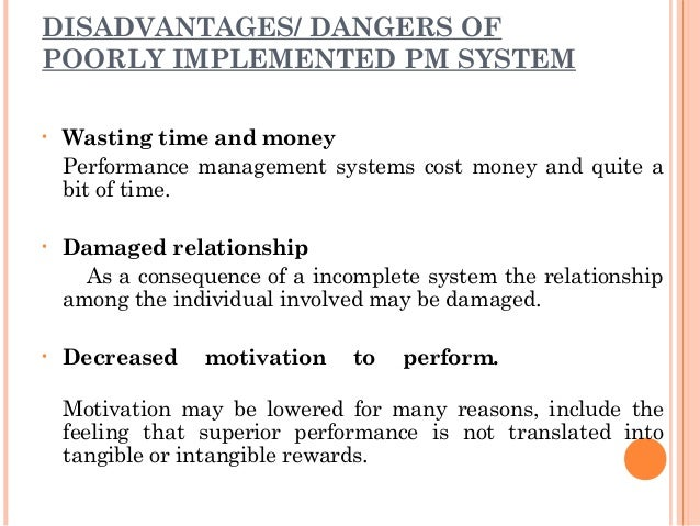 limitations of reward management system 5 major limitations of human resource management  this system cannot be properly implemented so there is a need to collect, store and retrieval of information .