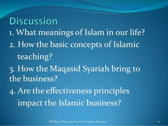 concept of maqasid al syariah essay Maqashid syariah 1 مقاصد الشريعة maqashid al-syari'ah تقديم : محمد جمهوري muhammad jamhuri 2.