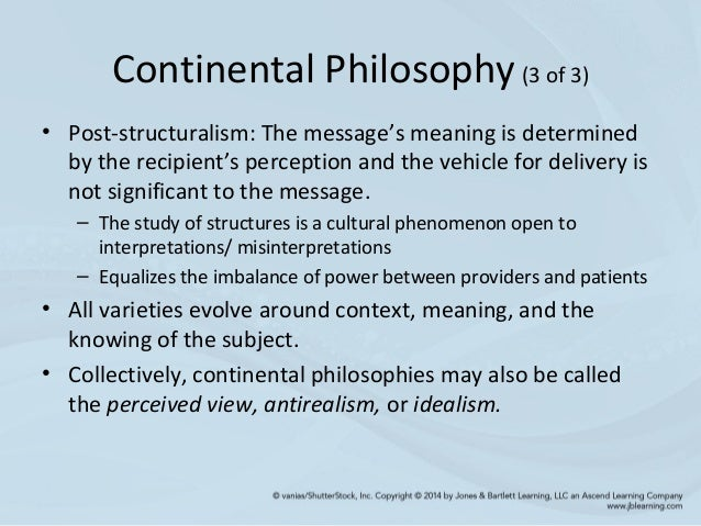 historical development of continental philosophys existentialism essay What is continental philosophy continental philosophy is the name for a 200-year period in the history of philosophy that begins with the publication of kant's.