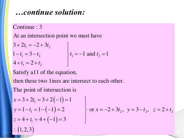 Applied Calculus Chapter 1 Polar Coordinates And Vector