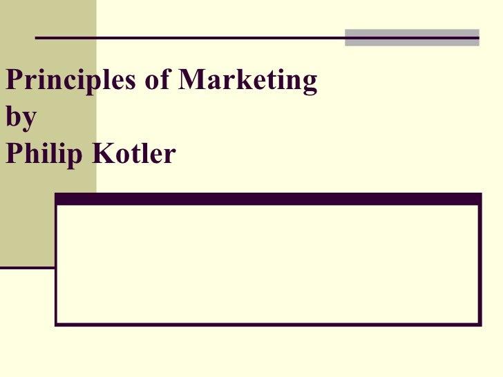Chapter 1 Pom Philip Kotler