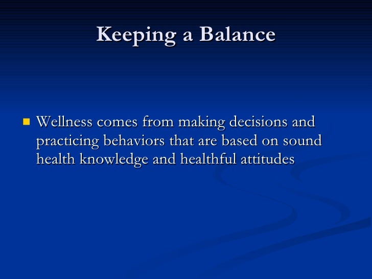 chapter1 health 6th, chapter 1 – your health & wellness lesson 1: health – a combination of physical, mental/emotional, and social well-being wellness – a state of well-being.
