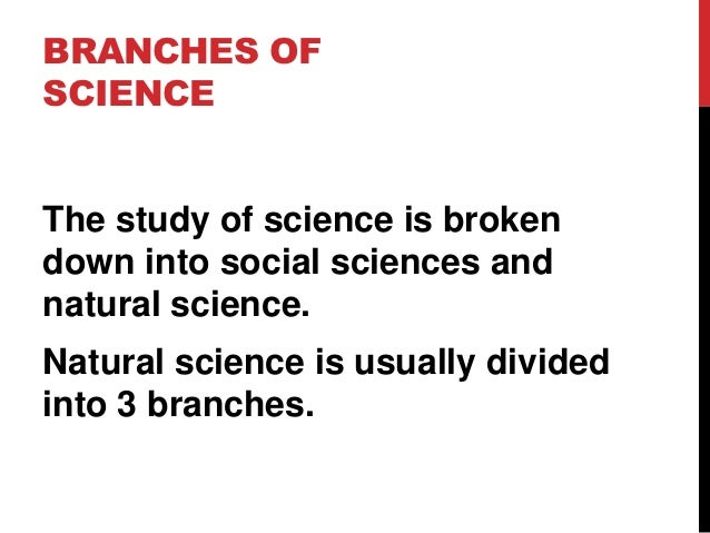 Is Physical Science Easier Than Natural Science