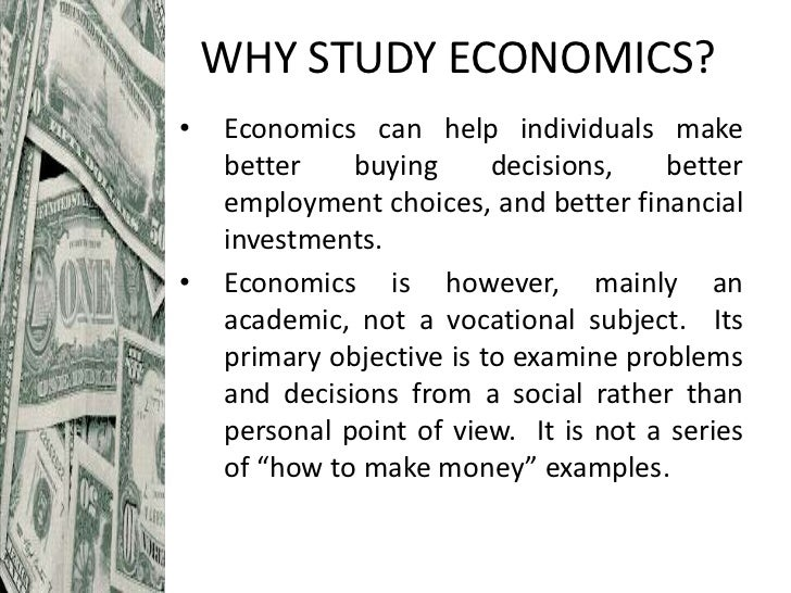 What are the best resources to learn economics from ...