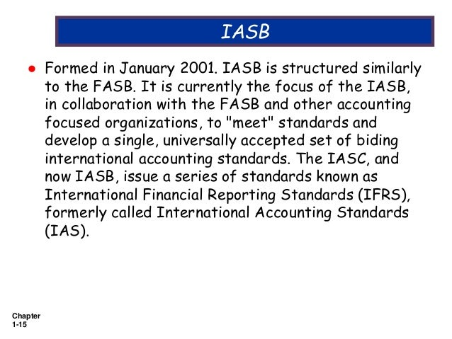 the similarities and differences between iasc standards and the us gaap Abstract for the business world, especially those in the accounting field, a major issue has risen in recent years relating to the differences between the united states generally accepted accounting principles (us gaap) and the international financial reporting standards (ifrs.