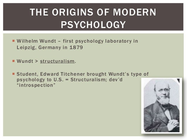 the influence of structuralism and functionalism on modern psychology The functionalist perspective (functionalism) is a major theoretical perspective in sociology psychology archaeology economics environment ergonomics.