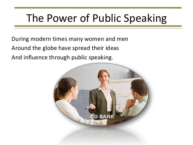 ch 3 public speaking Chapter 3: listening in this chapter, you will find the following items:  chapter  objectives chapter outline  home  chapter 3  speech evaluation forms.
