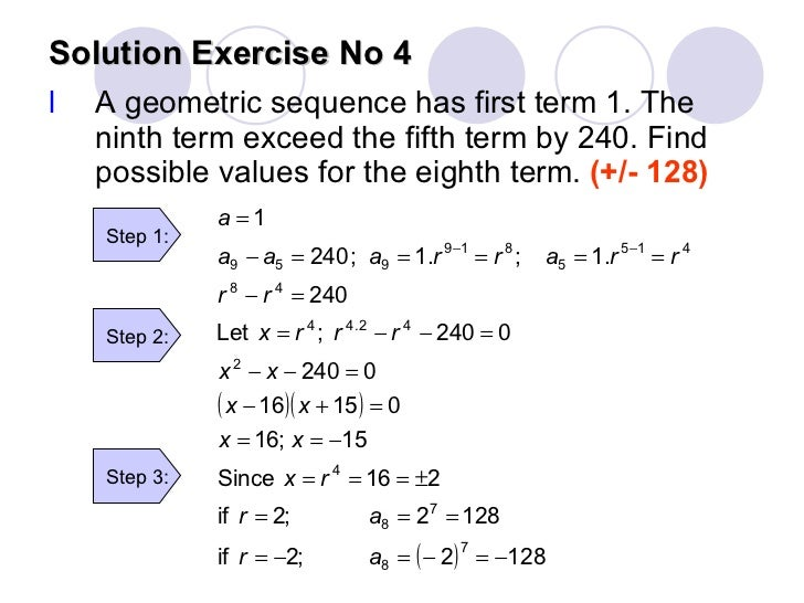 Chapter  Sequences And Series