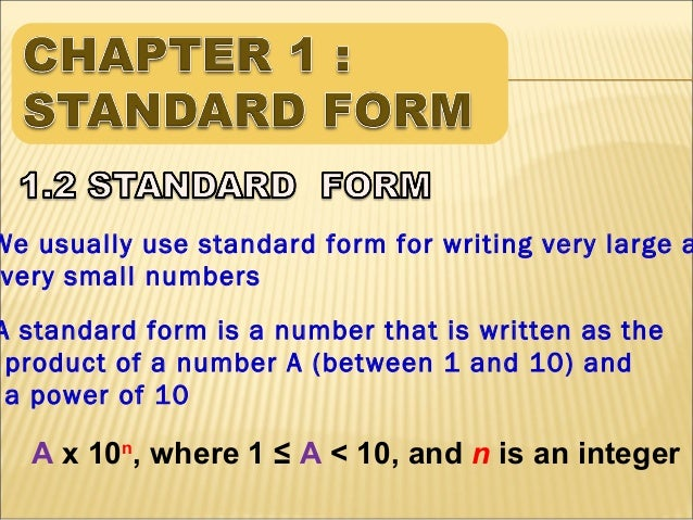 Chapter 1 Standard Form 41 638gcb1384896558