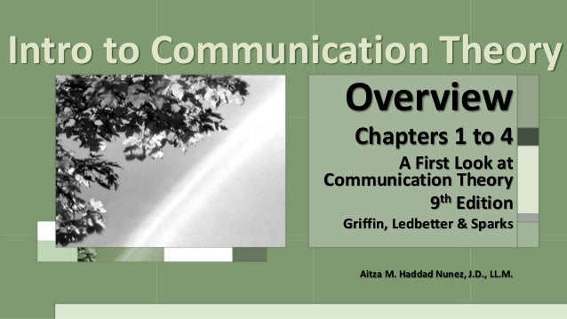 A first look at communication theory 9th edition pdf dolap introduction to communication theory fandeluxe Choice Image
