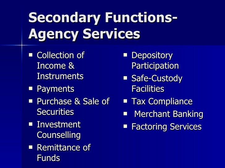 Commercial banks b v raghunandan - Bank middle office functions ...