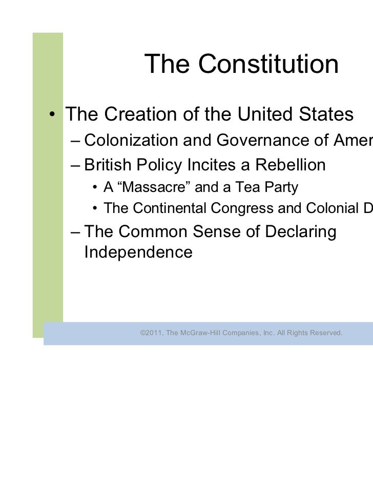 """the creation of the constitution of the united states To that end, they agreed to the articles of confederation, the first constitution of  the united states it created a """"firm league of friendship"""" among."""