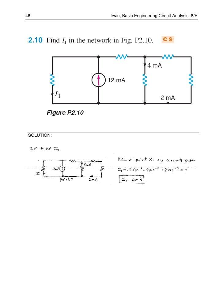 Basic engineering circuit analysis 11th edition pdf dolap basic engineering circuit analysis 11th edition pdf chapter 2 basic engineering circuit analysis 11th edition pdf download engineering fandeluxe Gallery