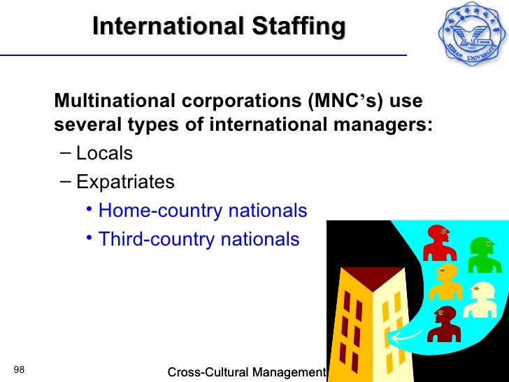 mnc staffing practices Version to be published at: asian business management journal, palgrave, sept 2008 executive staffing practice patterns in foreign mnc affiliates based in japan.