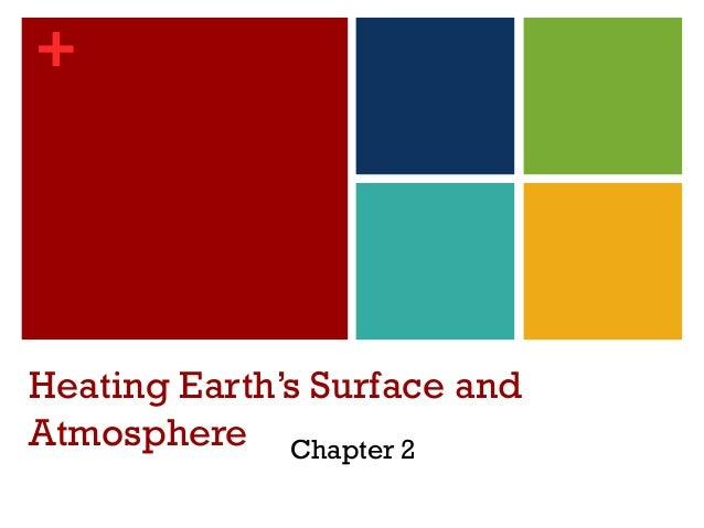 +Heating Earth's Surface andAtmosphere Chapter 2