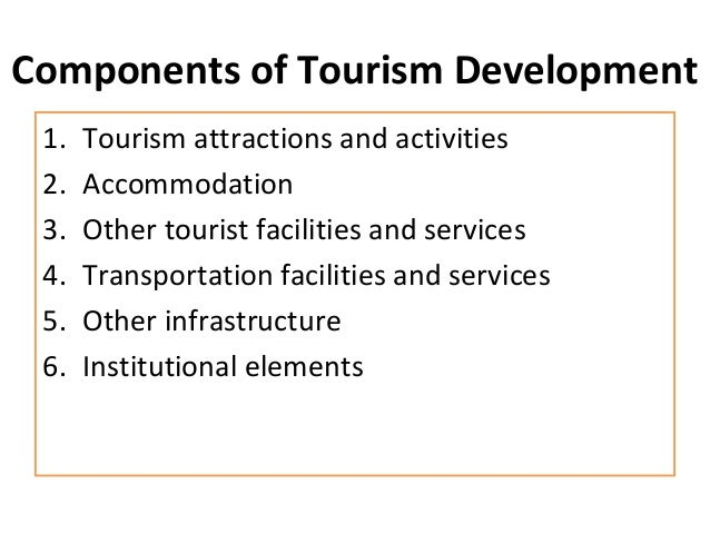 tourism planning and development thesis Financial planning is very essential for a successful tourism development plan before any major attraction facility of a destination gets into full swing, considerable expenses are involved there follows the study of a vital element in tourist development, that is, the financing of both infrastructure and superstructure.
