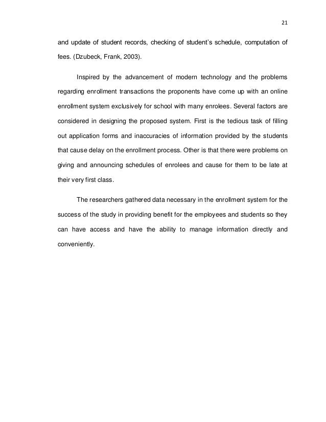 local literature about modern technology Free essays on filipino thesis for local literature for students use our papers to help you with yours 1 - 30  mixed up e-games an information technology.