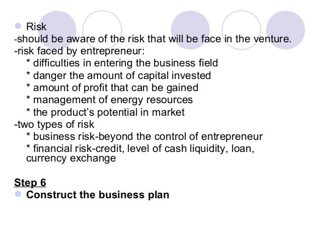 pb201 entrepreneurship business plan