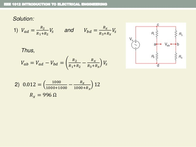 Solution manual for fundamentals of electrical engineering.