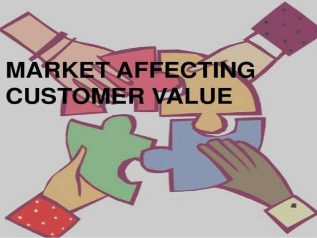How does Marketing affect consumer value?
