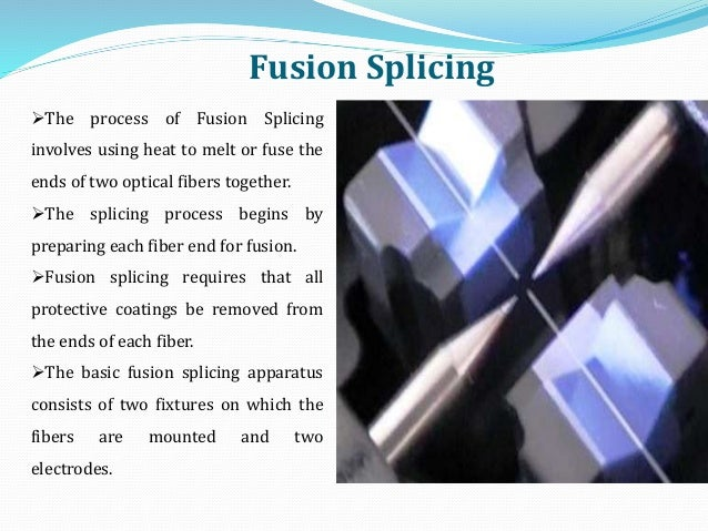 The process of Fusion Splicing involves using heat to melt or fuse the ends of two optical fibers together. The splicing...