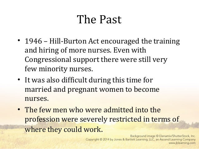 hill burton act The hospital survey and construction act, commonly known as the hil-burton act authorized federal grants , loans and loan guarantees to assist states and communities in constructing needed hospital and public health centers.