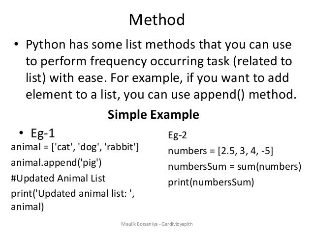 PYTHON -Chapter 2 - Functions, Exception, Modules and Files -MA…
