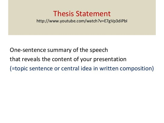 specific purpose and thesis statement 1 b thesis statement 2 a specific purpose statement 3 a specific purpose statement.