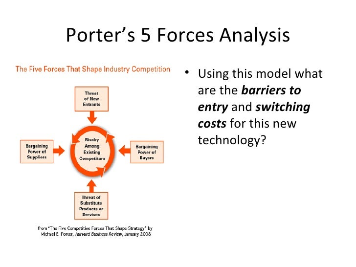 porter 5 forces on digi telecommunication Introduction to digi telecommunications sdn bhd digicom berhad is listed on   porter's 5 forces named after michael e porter, is a model that identifies and.