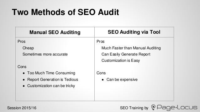 chapter 2 on page seo in details rh slideshare net seo training manual google seo training manual