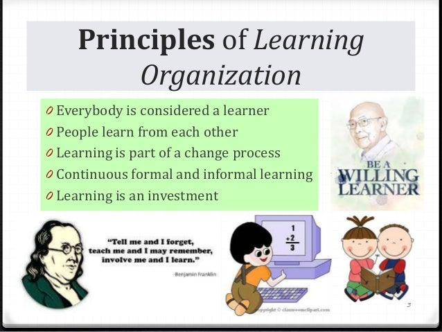 organization development in a learning organization Development of organization is inseparable from its learning and competence  enhancement foreign lit- erature uses the term learning organization that can.