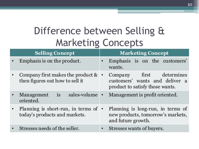 difference between mass marketing and relationship elements