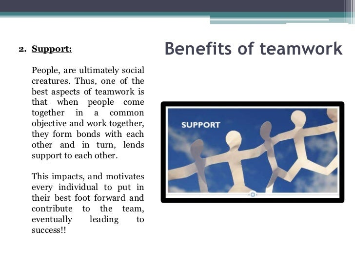 Chapter 2 what makes a good team