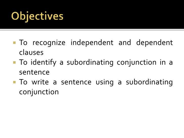 Writing Sentences Correctly