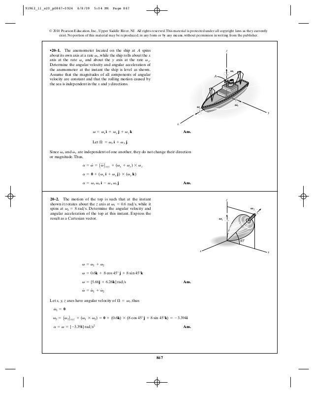 91962_11_s20_p0867-0924      6/8/09     5:04 PM      Page 867           © 2010 Pearson Education, Inc., Upper Saddle River...
