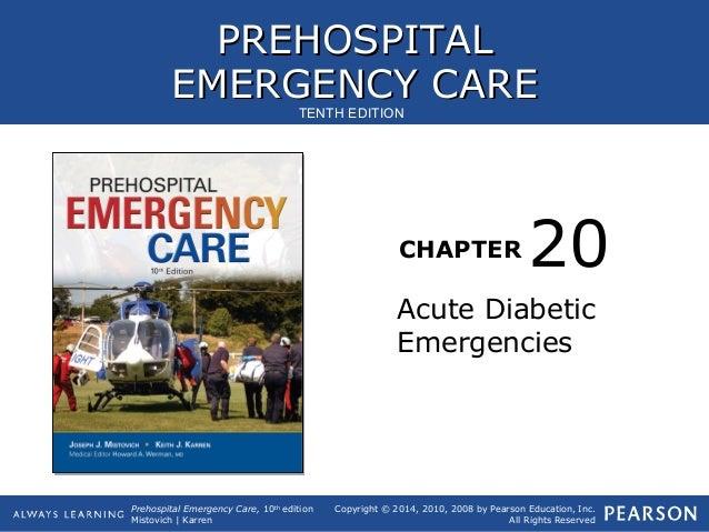 DMACC EMT Chapter 20