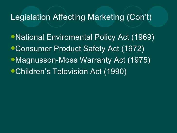 consumer packaging and labelling act pdf