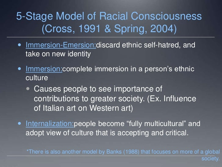 multiculturalism racism and biological racial identities The limits of nuestra américa  repudiates the idea of race as a biological  an attack on racism that invokes racial identities has the power to.