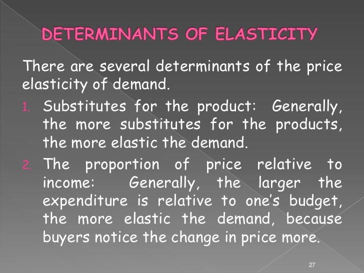 The Practical Application of Price Elasticity and Income Elasticity of Demand Essay Sample