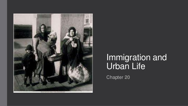 life of an immigrant But the changes made by the immigration reform and control act of 1986 drastically increased the number of immigrants allowed into the united states this in turn has had a negative impact on the quality of life of many americans today due to the mass increase in population.