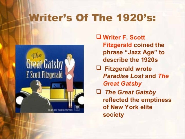 conformity in the great gatsby Here are examples of some of the most famous quotes from f scott fitzgerald's  the great gatsby, (1925) these will help you gain a deeper understanding of.