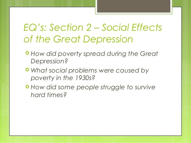 social impact of squatter settlement essay Slums as expressions of social exclusion: explaining the prevalence of slums in african countries abstract one of the most enduring physical manifestations of social exclusion in african cities is the.