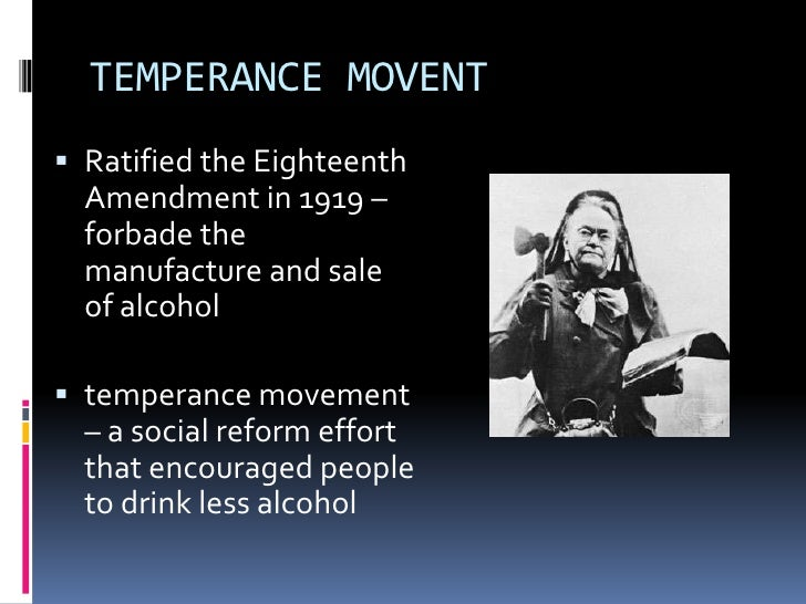 an analysis of alcohol in eighteenth amendment The 18th amendment, which began the prohibition era with the outlawing of alcohol, opened the doors to organized crime during the 1920s, overwhelming law enforcement prior to the amendment's repeal in 1933 this was the only american constitutional amendment to be repealed in its entirety the 18th .
