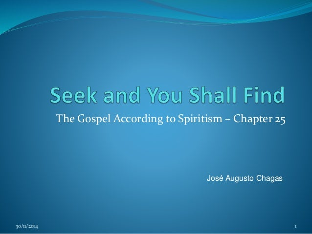 Welcome to Seek and You Shall Find, Inc