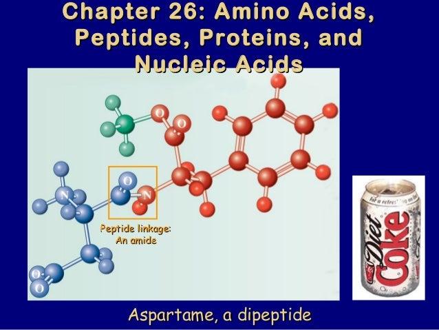 Chapter 26: Amino Acids,Chapter 26: Amino Acids, Peptides, Proteins, andPeptides, Proteins, and Nucleic AcidsNucleic Acids...