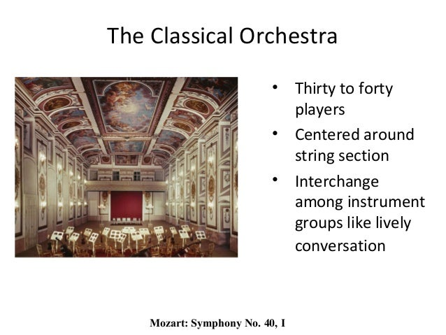 Chapter 26 The Ultimate Instrument: Haydn and the Symphony