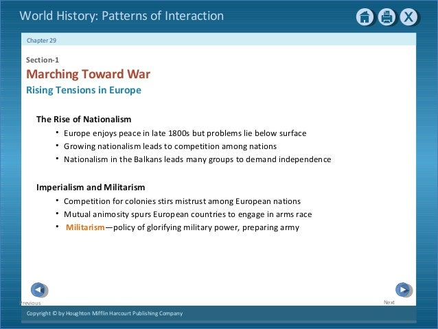 Chapter 60 Extraordinary World History Patterns Of Interaction Answers