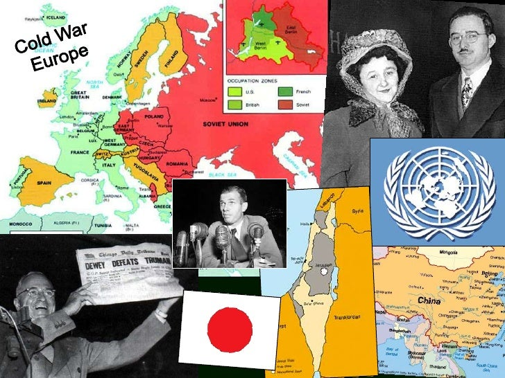 Truman's Difficulties • Domestic Fear of Communism • Foreign Policy Concerns   –   Soviet control of Eastern Germany/Europ...