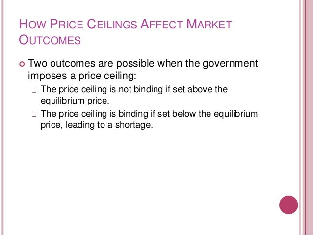 Chapter 2 Additional Notes Market Equilibrium Economics